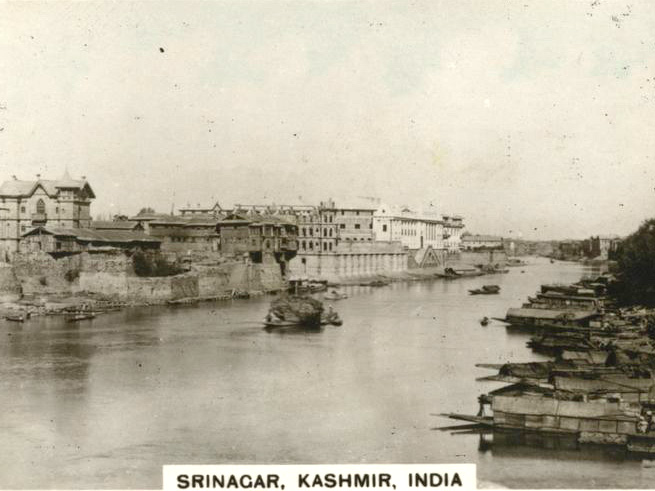India-Kashmir-Srinagar