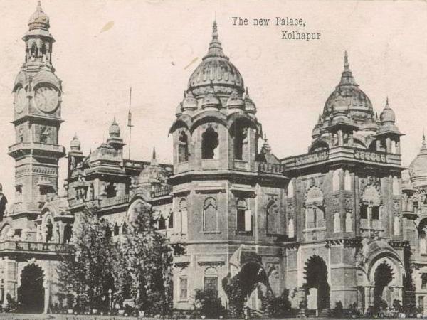 India-Kolhapur-Palace